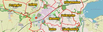 Miejscowości w gminie Żarów