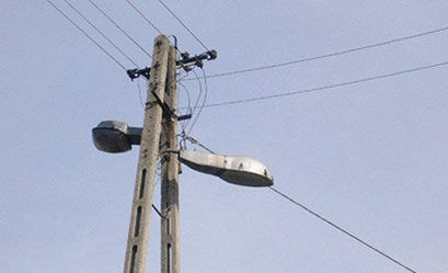 Trwa naprawa awarii oświetlenia na terenie miasta