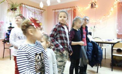 Zabawa karnawałowa w Siedlimowicach