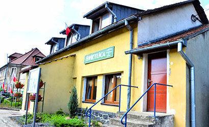 Dofinansowanie na przebudowę świetlicy wiejskiej w Łażanach przyznane
