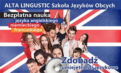Bezpłatny kurs językowy