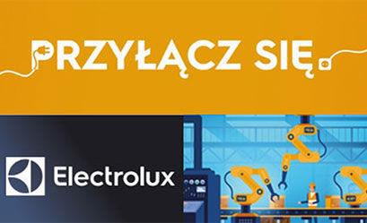 Praca w Electrolux Poland w Żarowie