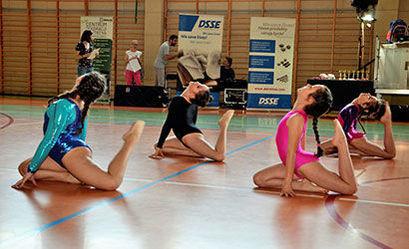 III Mistrzostwa Akrobatyki Sportowej Gminy Żarów