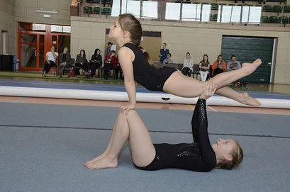 III Mistrzostwa Gminy Żarów w Akrobatyce Sportowej