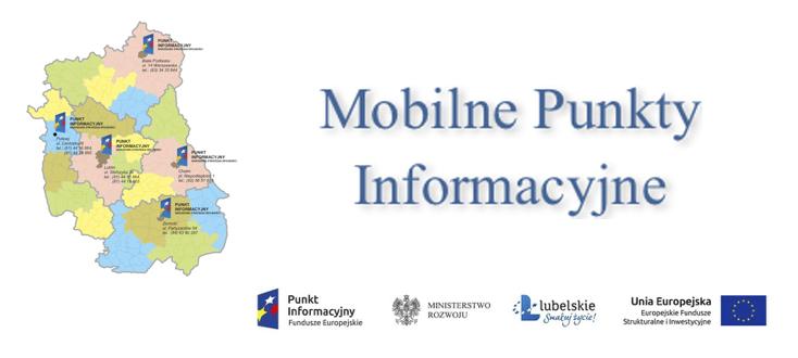 Mobilne Punkty Informacyjne