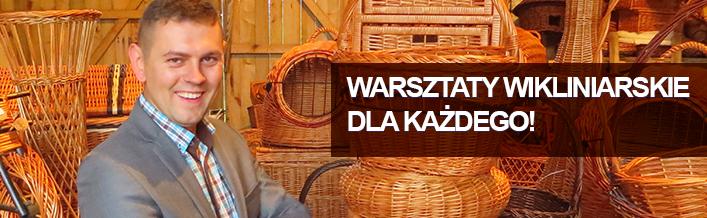 06.10.2014 Warsztaty wikliniarskie dla każdego!