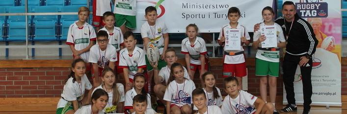 V Halowe Mistrzostwa Województwa Lubelskiego w Rugby TAG