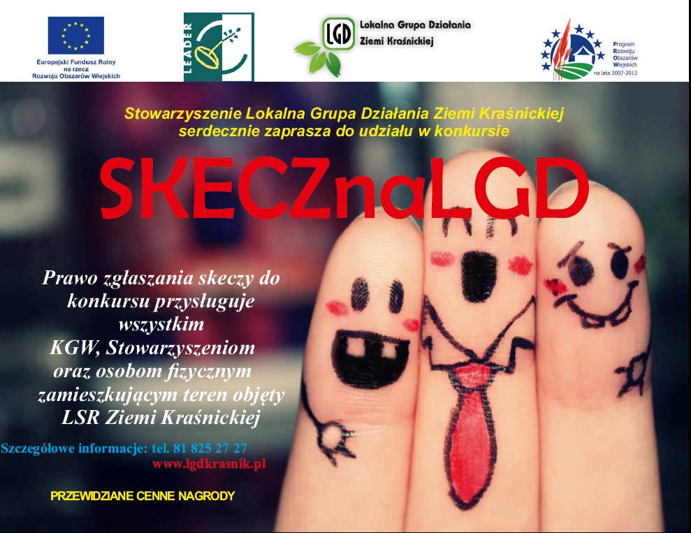 SkecznaLGD plakat