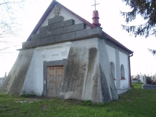 Kaplica grobowa (cmentarna)