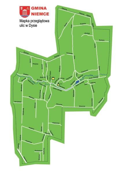 Pobierz aktualny plan ulic