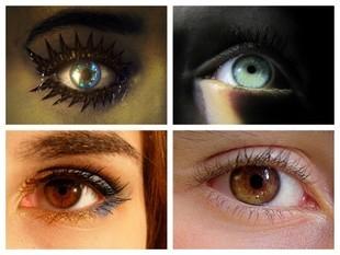 Twoje oczy determinują twój charakter...