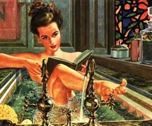 Detoks w wannie - poznaj przepisy na domowe lecznicze kąpiele