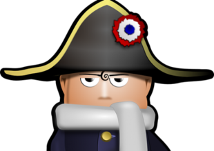 Napoleon i hemoroidy
