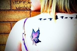 Krem usuwający tatuaż?