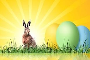 O wiosennej bogini, Wielkanocy, zającu i jajkach
