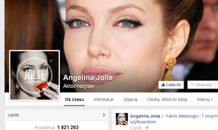 Angelina Jolie po polsku