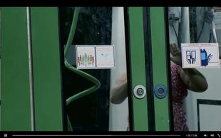 Co się stało w brazylijskim metrze?