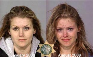 Jak narkotyki zmieniają człowieka...