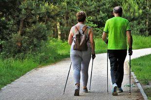 Chcesz sensownie schudnąć i zyskać zdrowie? Idź na nordic walking!