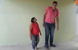 Brazylijski gigant znalazł swoją miłość!