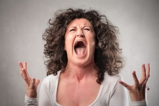 Menopauza i napady złości