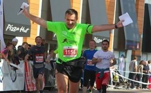 Maraton zaczyna się po 30 kilometrze...