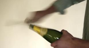 Jak otworzyć szampana?