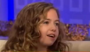 Dziewczynka z połową mózgu