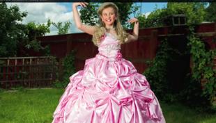 9- letnia Barbie