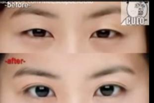 Japoński wynalazek do powiększania oczu