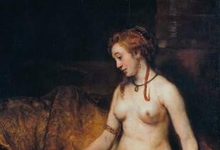 Batszeba i Rembrandt
