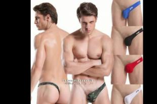 Penekini - męska moda plażowa