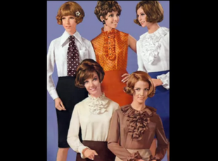 Jak ubierały się nasze matki i babcie?