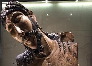 Tajemniczy Chrystus z Mijaran - jego twarz nie przypomina innych wizerunków