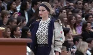 Jaka moda tej jesieni? Zobaczcie pokaz Chanel