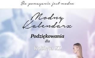 Modny kalendarz - gwiazdy i projektanci dla dzieci!
