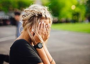 Czy wypada płakać w pracy?