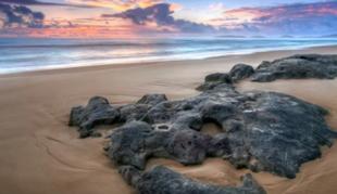 Najdziwniejsze plaże świata