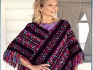 Must have - poncho - hit jesieni!