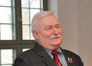 Przyjdź na wykład Lecha Wałęsy