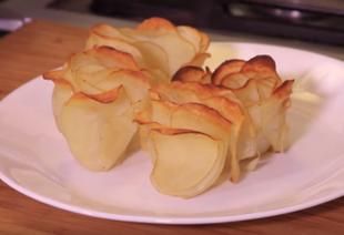 Kartoflane różyczki