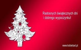 Życzę Wam spokojnych świąt