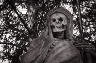 Dlaczego ludzie boją się śmierci?