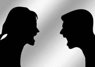 Anatomia kłótni - trudne życie z agresorem