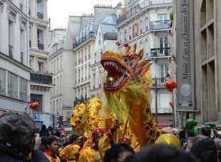 Rozpoczął się chiński  Nowy Rok - Rok Małpy