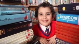 Sherwyn Sarabi - sześciolatek o intelekcie Einsteina