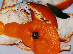 Nie wyrzucajcie skórek z pomarańczy!