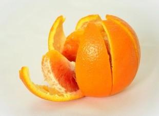 Odchudzająca herbata ze skórek pomarańczy