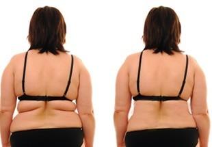 Jak pozbyć się wałków tłuszczu z pleców?