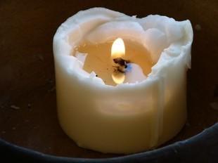 Biała magia - rytuał na zdjęcie rzuconej klątwy